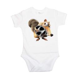 Бебешко боди HYUNDAI Scrat