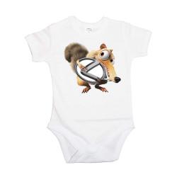Бебешко боди LEXUS Scrat