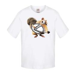Детска тениска LEXUS Scrat