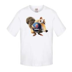 Детска тениска SAAB Scrat