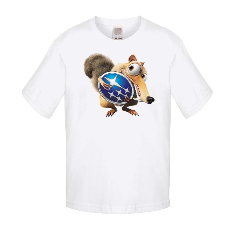 Детска тениска SUBARU Scrat
