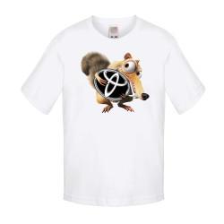 Детска тениска TOYOTA Scrat
