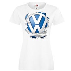 Дамска тениска VW Torn 1