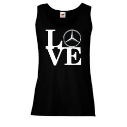 Дамски потник Mercedes LOVE
