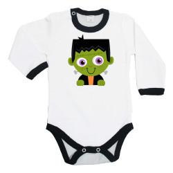 Бебешко боди Хелоуин Frankenboy