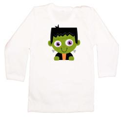 Бебешка тениска Хелоуин Frankenboy