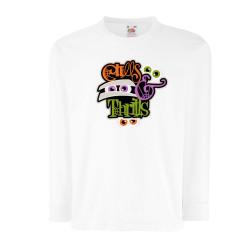 Детска тениска Хелоуин 1