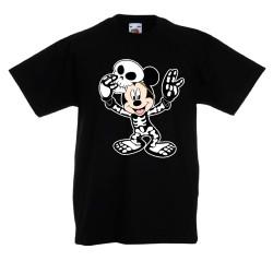 Детска тениска Хелоуин 3 Мики Маус