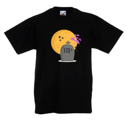 Детска тениска Хелоуин 4