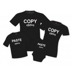 Семеен комплект Copy Paste family set